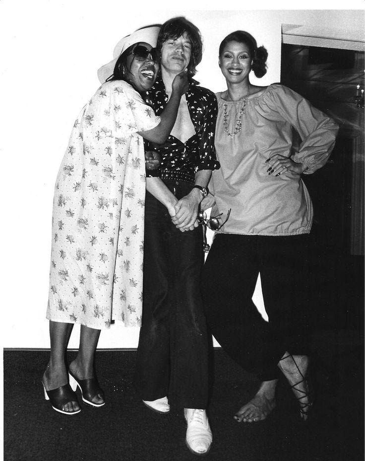 Roberta Flack. Mick Jagger. Phyllis Hyman. Genius x 3.