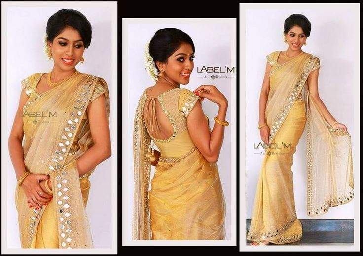 Saree from LabelM
