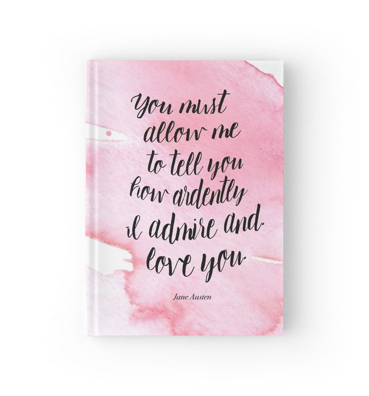 Jane Austen Watercolour Print by fortheloveoflit