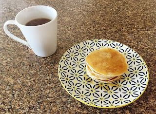 MichelaIsMyName: My VEGAN Pancakes