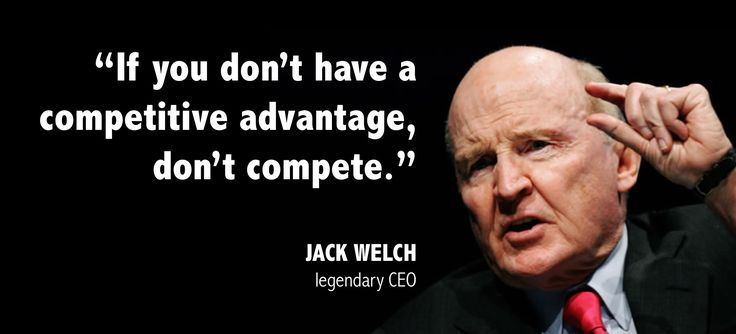 #Positive #business quote from the legendary CEO - Jack Welch