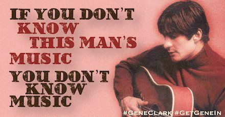 Vote Gene into the Songwriters Hall of Fame! Sign the petition here:- https://www.change.org/p/get-gene-in-show-your-support-to-induct-gene-clark-into-the-songwriters-hall-of-fame