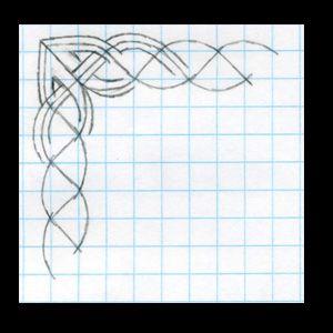 Celtic Knots 101 - Running Borders on WetCanvas