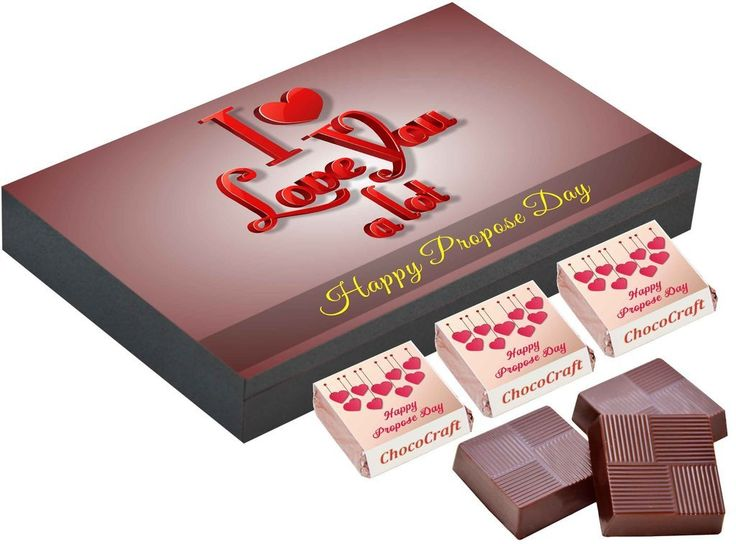 Gifts for her on propose day   Send Chocolates online