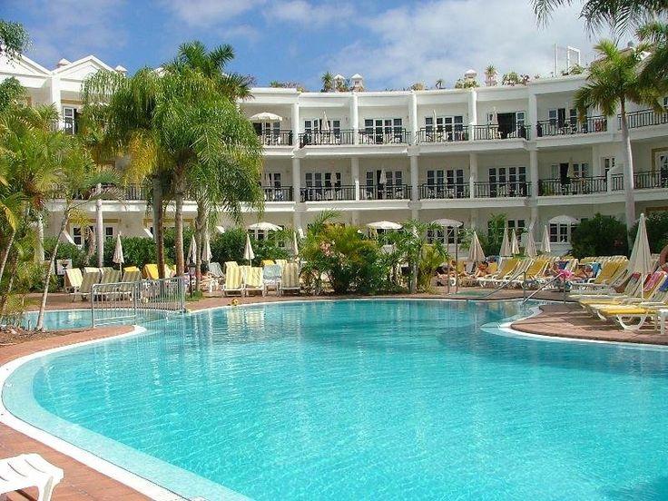 Parque Del Sol apartments, Playa Fañabe, Costa Adeje, Tenerife #Canarias #travel