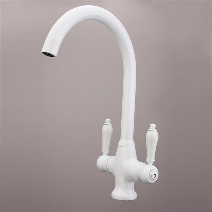Alibaba グループ | AliExpress.comの キッチン蛇口 からの 仕様:高さ: 約。 345ミリメートル材料: 固体真鍮ボディカラー: グリルした白身の絵画ハンドルの数: デュアルハンドル取付タイプ: デッキがマウントされている使用水圧: 1月10日バー編組フレキシブルホース: 500mm 中の 新しい arrvial高級焼き白い絵画伝統ダブル ハンドル浴室の蛇口キッチン バス タブ流域シンク ミキサー タップ