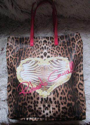 Kupuj mé předměty na #vinted http://www.vinted.cz/damske-tasky-a-batohy/kabelky/10976743-velka-shopper-kabelka-roberto-cavalli