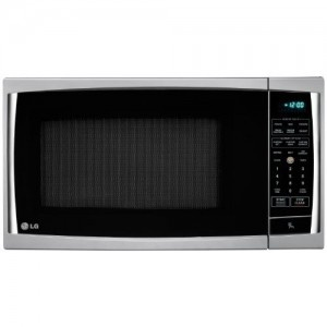 The Microwave Do Everything For You – LG LCRT1510SV