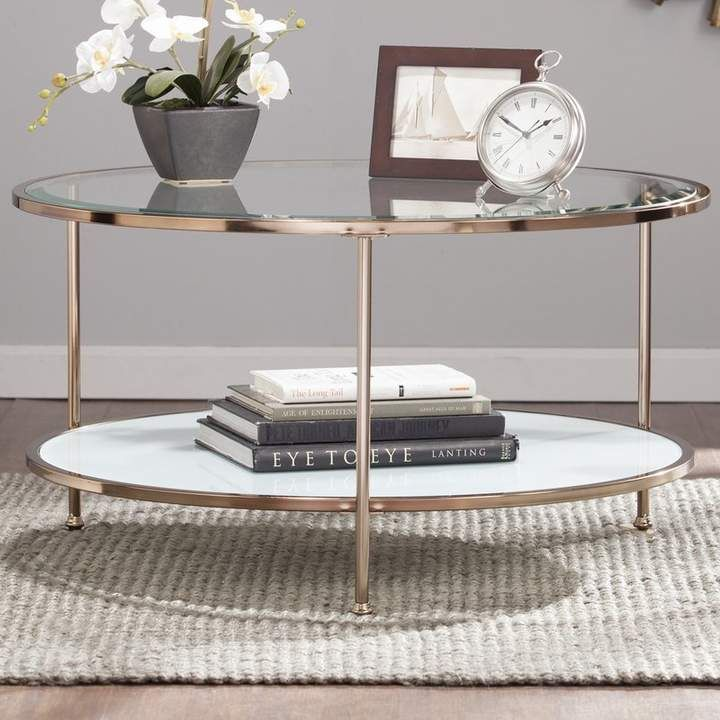 Willa Arlo Interiors Jamiya 3 Legs Coffee Table With Storage In 2020 Decorating Coffee Tables Coffee Table Design Steel Coffee Table