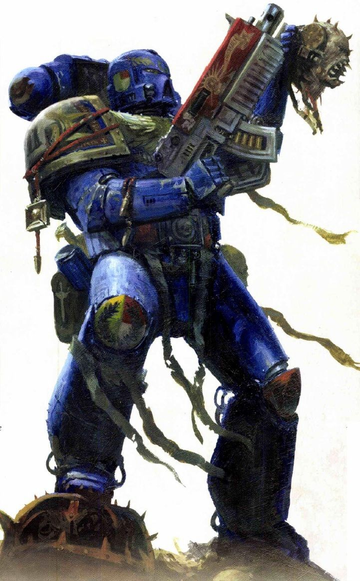 Adeptus Astartes  Ultramarines Chapter  My favorite chapter of Space Marines from Warhammer 40,000