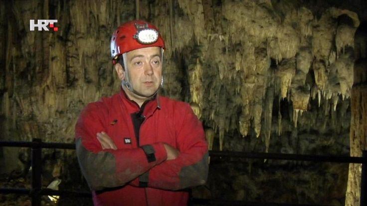 HRT: Baraćeve špilje - zaštićeni geomorfološki spomenik prirode