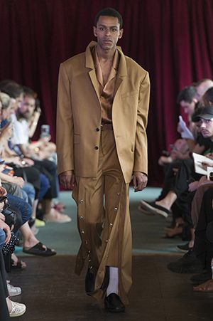 Y/PROJECT HOMME SS17 LOOK 26