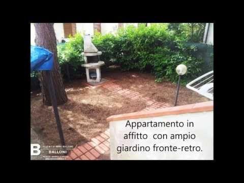 http://www.immobiliareballoni.it/affitti/appartamento-affitto-poveromo/ Rif. E16: Appartamento in affitto a Marina di Massa, zona Poveromo con ampio giardino fronte-retro.  Composto da soggiorno, cucinotto, due camere e bagno. Posto auto. Mare raggiungibile in bicicletta. Disponibile dal 01/06 al 31/08. info@immobiliareballoni.it
