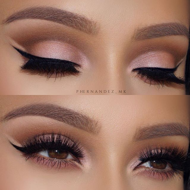 @bhcosmetics NEW Modern Neutrals Eyeshadow Palette  @bhcosmetics BH Bliss Lash Mascara  @bhcosmetics 'Smooth Canvas' shadow primer  ______________________________ @frontrowcosmetics Duo Brow Pencil @esqido lashes in 'Amp It Up'