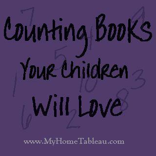 Counting Books Children Will Love