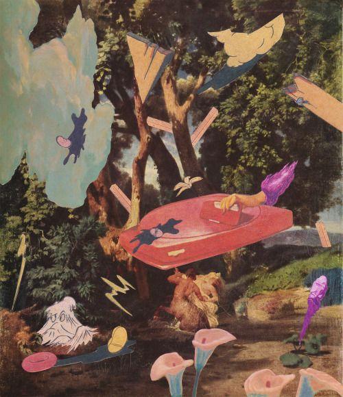 K. Gatavan. Untitled. Collage 2016. #Conceptual Art #концептуальное искусство #Arte concettuale #Art conceptuel #Arte conceptual #Konzeptkunst ✨✏️ - https://wp.me/p7Gh1Z-VJ #kunst #art #arte #sztuka #ਕਲਾ #konst #τέχνη #アート