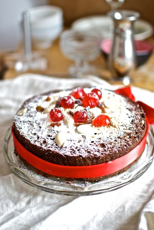 Thermomix #Christmas Cake ( #recipe in English)