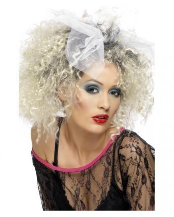 80er Jahre Diva Perücke   HORROR-SHOP.COM