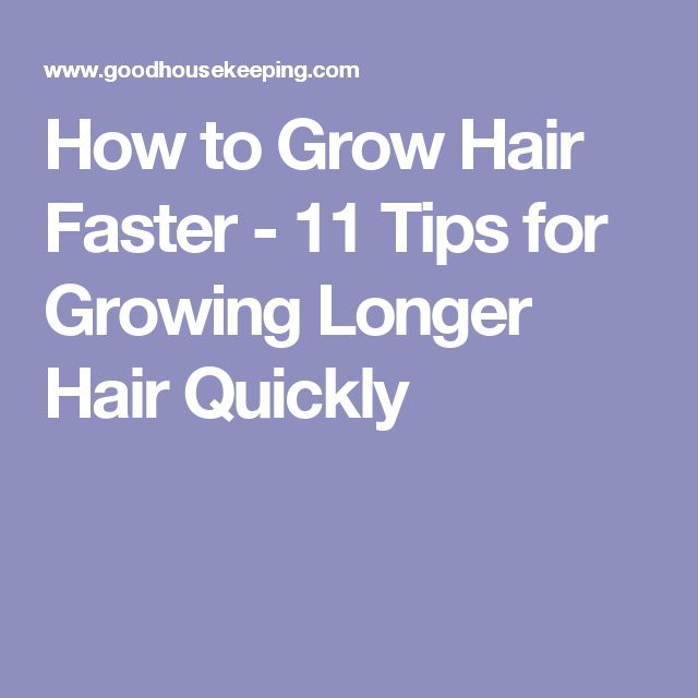 1000+ ideas about Longer Hair Faster on Pinterest | Hair Growth Remedies, Grow Hair and Long ...