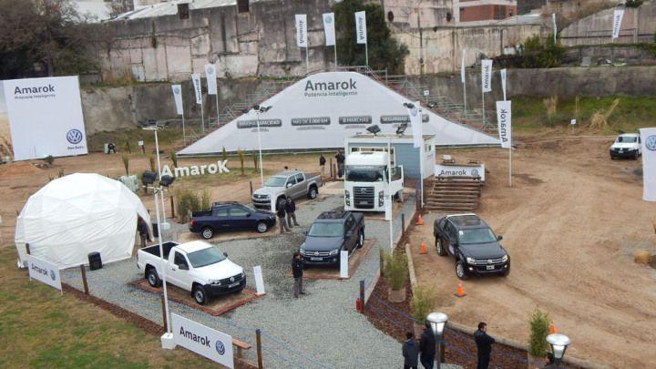 VW Amarok 2016: cambios para un motor más confiable