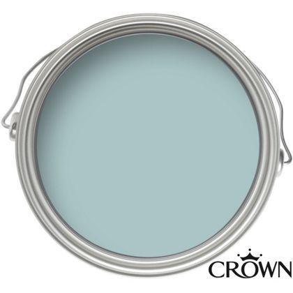 Crown Breatheasy Solo Stepping Stone - One Coat Matt Emulsion Paint - 2.5L