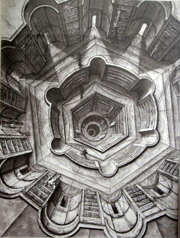 Library of Babel: онлайн-библиотека, которая пишет историю