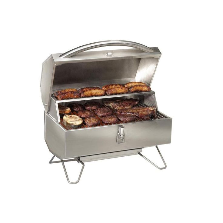 Take Luxury Grilling On The Road With The Napoleon Freestyle Portable Grill
