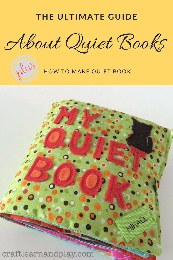 The ultimate guide about quiet books combines everything you will ever need to know in one place: from how to make quiet book for toddlers to where to buy good one. Plus get free printable worksheet to plan your DIy activity book