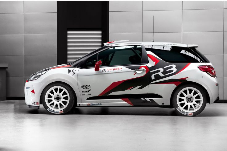 Citroen Ds3 Rally Car (id: 197075) - BUZZERG