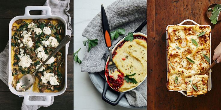 15 Hearty Vegetarian Christmas Dinners