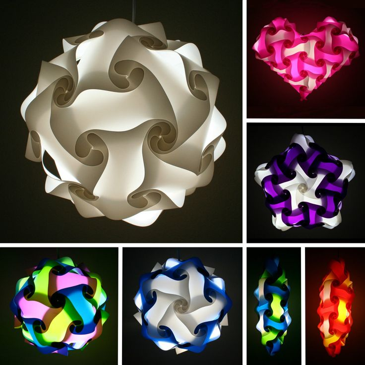 IQ Lights Puzzle Lights Infinity Lights Jigsaw Lights - Various Sizes and Colors picclick.com