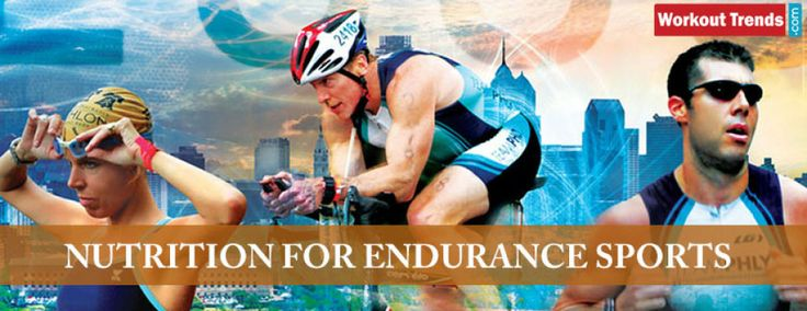 nutrition for endurance sports