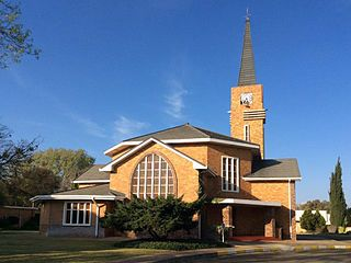 Dutch Reformed church, Hennenman - Wikipedia