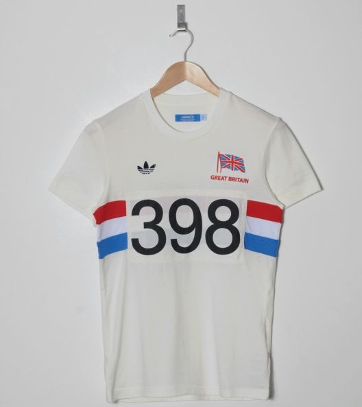 Adidas Originals Team GB 398 T-Shirt