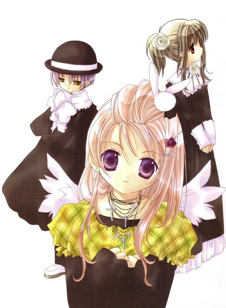 I love this anime/manga