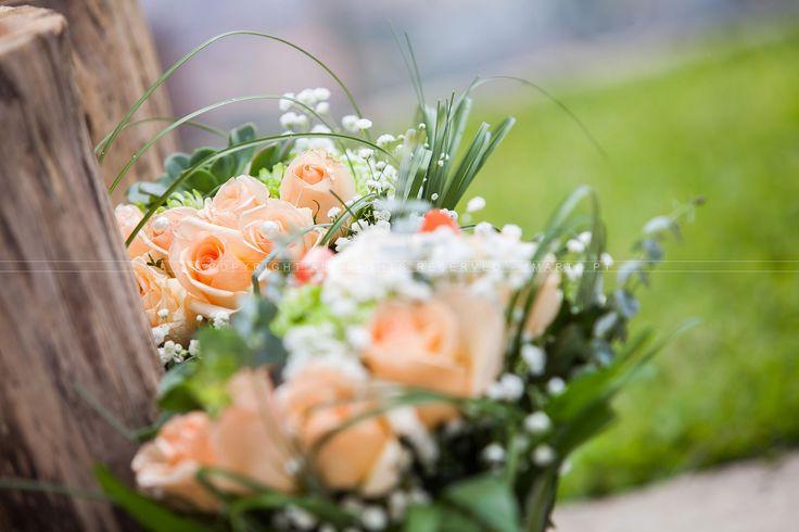 Bouquets de Noiva elaborados pela decoradora  Micaela Faria - Go Decor