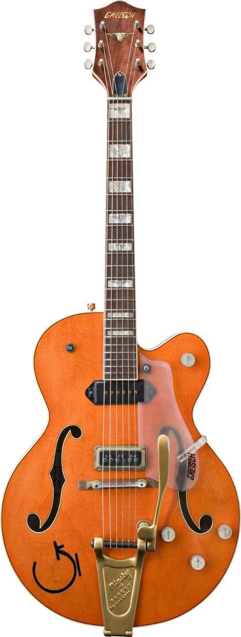 An Eddie Cochran Tribute Gretsch, my Bucket List Guitar.