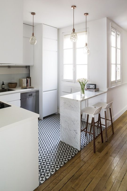 55 best Cocinas Abiertas Al Salón images on Pinterest | Open ...