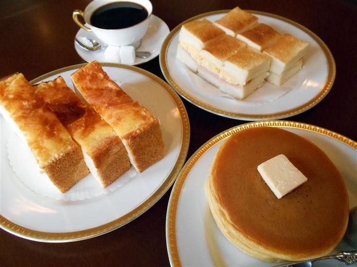 早餐菜單 Osaka