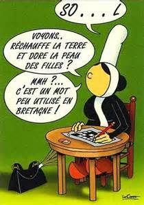 Humour Bretagne meteo Mam'Goz