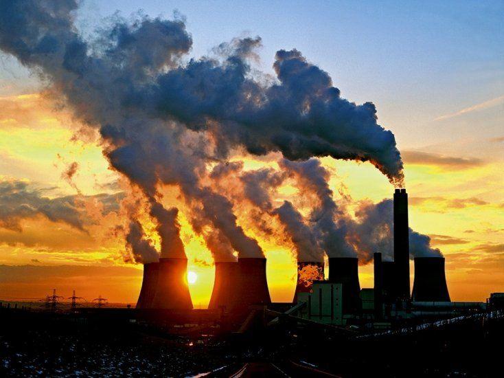 contaminación global