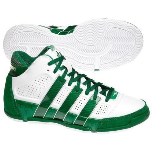 green adidas basketball shoes