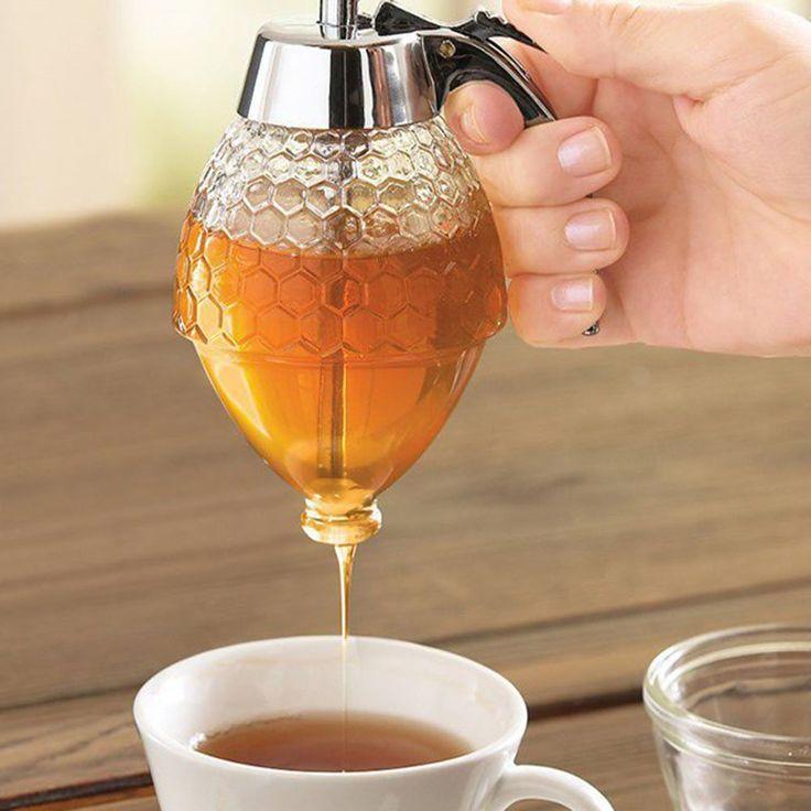 No Mess Honey Dispenser - IPPINKA