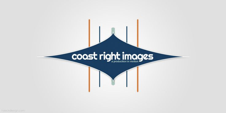 Coast Right Images - Raleigh, NC #logo #logodesign