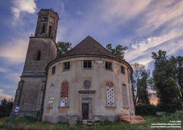 FotoFakty   Wioletta Kozłowska: Kościół ewangelicki w Żeliszowie