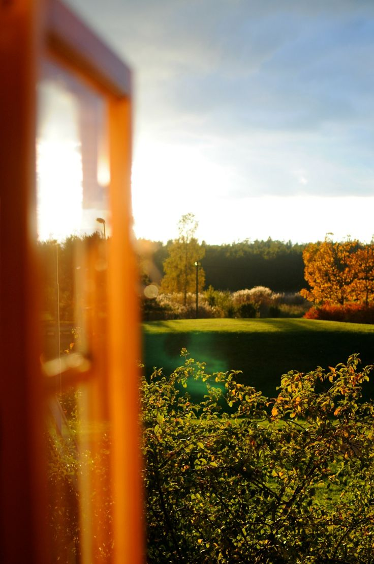 sweden in the fall | a cottage in gotland
