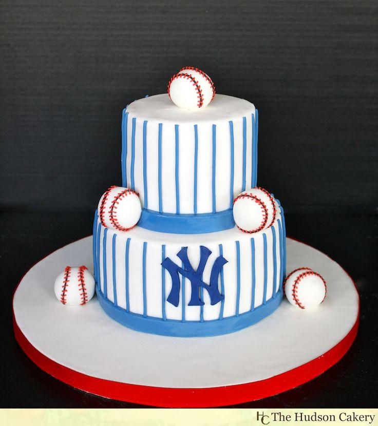 NY Yankees Groom's Cake  NY 10011  Pinterest