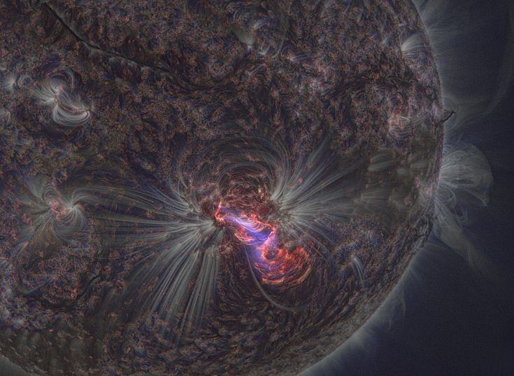 NASA's Astronomy Picture Of The Day: Solar Flare From A Sharper Sun