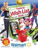 Walmart Toy Book Wish List