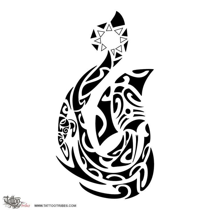 Tatuaggio di Hei matau, Amo da pesca - benessere tattoo - TattooTribes.com
